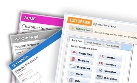 Create your free online form with the best form maker jot forms a better alternative
